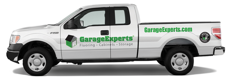 GarageExperts Service Vehicle